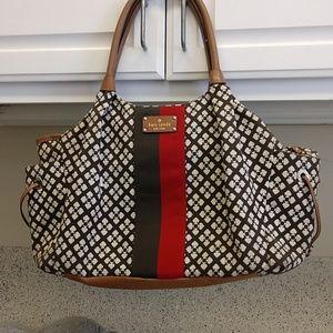 Large Kate Spade bag.